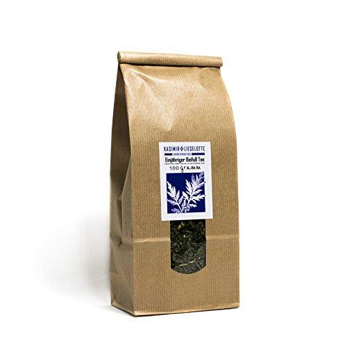 Artemisia Annua Tee, Einjähriger Beifuß Tee - 100g - mit Hand geerntet, natürlich gewachsen in Brandenburg- kein Einsatz von Pflanzenschutzmitteln oder anderer chemischer Zusätze -
