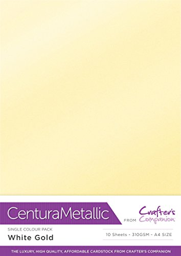 crafters-companion-centura-metallique-sheet-printable-craft-carte-packs-a4-white-gold-10pk