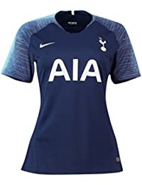 Nike 2018-2019 Tottenham Away Ladies Football Soccer T-Shirt Camiseta