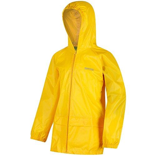 Regatta Boys & Girls Kids Stormbreak Waterproof Polyester Jack