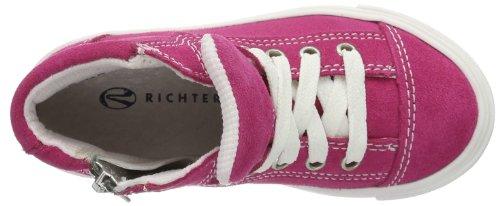 Richter Kinderschuhe Fedora 3146-326 Mädchen Sneaker Pink (fuchsia 3500)