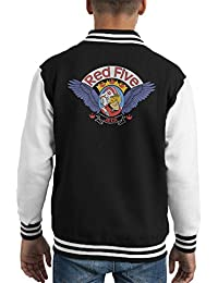 Star Wars Roger Red Five X Wing Kid's Varsity Jacket