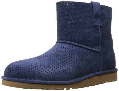 ugg-australia-womens-classic-unlined-mini-womens-blue-boots-in-size-41-blue