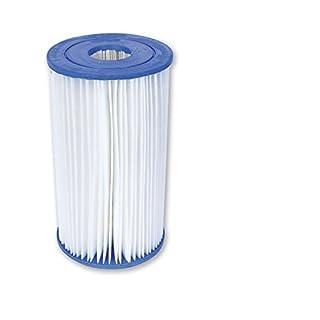 Bestway Flowclear Filterkartusche, Gr.IV: 14,2 x 25,4 cm