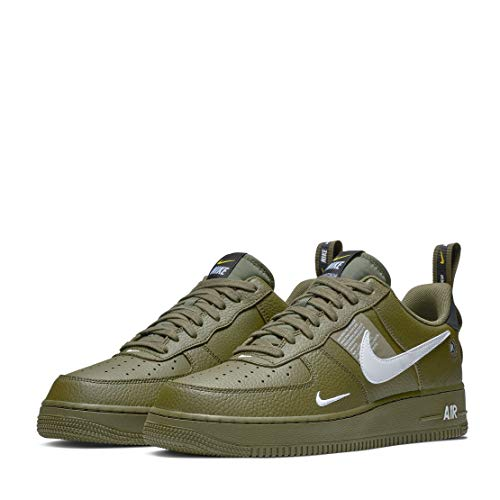 best website eb162 8b652 Nike Air Force 1  07 Lv8 Utility, Scarpe da Fitness Uomo, Multicolore (