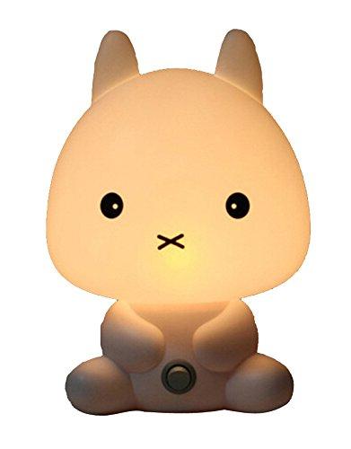 Cadillaps Tischlampe Tiere Nachttischlampe für Kinderzimmer LED Nachtlicht Schreibtisch Lampe
