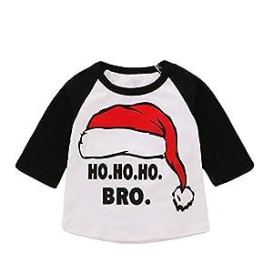 Murat Colak Ropa de Navidad Sombrero de Navidad para Estudiantes Top Versión Coreana Linda Ropa Salvaje Ropa para niños Diseño Creativo niños 8