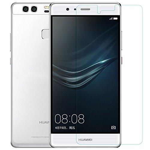Huawei honor V8 Displayschutzfolie,IVSO Hohe Qualität Glas Explosionsgeschützte Display Schutz Folie -mit ultra-Stärke, ultra-klare Transparenz für Huawei honor V8 Smartphone, Crystal Glass