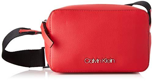 trap Sml Camera Bag Umhängetasche, Rot (Lipstick Red), 8x13x20.5 cm ()