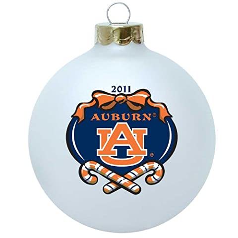 NCAA Auburn Tigers groß 3 1/10,2 cm Ornament – 2011 Collectible Serie