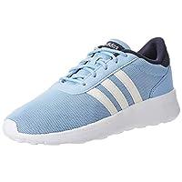 adidas Lite Racer Women's Road Running Shoes, Blue, 6 UK (39 1/3 EU)