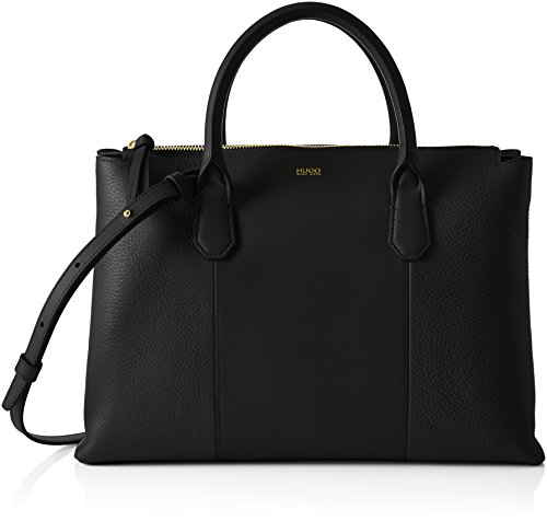 HUGO Gisah-r 10195833 01, Shopper Femme, Noir (Black), Taille Unique