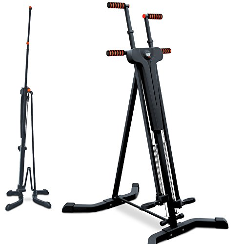 Sportstech 2-in-1 Stepper & Vertical Climbing Machine