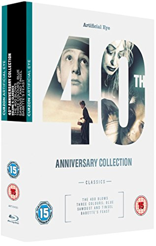Artificial Eye 40th Anniversary Collection: Volume 4 [Blu-ray] [UK Import]: Alle Infos bei Amazon