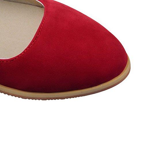 Balamasa - Sandales Pour Femmes Rouges
