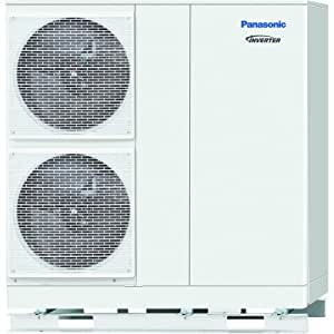 Pompe à chaleur Monobloc PANASONIC Aquarea 12kw WH-MDC12C9E8 Réversible triphasé