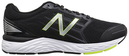 New Balance M680v5, Scarpe Running Uomo Nero (Black)