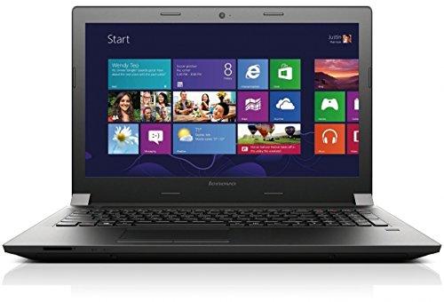 Lenovo B50-45 39,6 cm (15,6 Zoll) Notebook (AMD A6-6310, 2GHz, 8GB RAM, 128 GB SSD HDD, DVD, Win 8.1) schwarz (AP: 8 GB | FP: 128 GB SSD, Windows 8.1) - Amd Laptop Ram