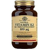 Solgar Vitamine K2 MK7 50 Gélules Végétales