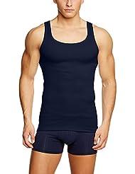 Calida Athletic-shirt Twisted Cotton - Camiseta interior Hombre