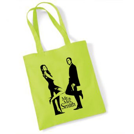 Mr and Mrs Smith Sac Vert