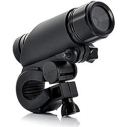 LOVEPET Appareil Photo pour Casque, Cyclisme, plongée sous-Marine, enregistreur de Conduite, enregistreur de Conduite, 720P, Sports de Plein air imperméables, 25X25X90mm
