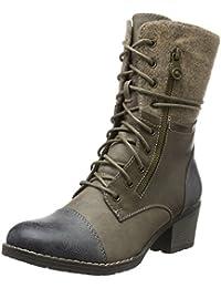 Rieker Damen 92534 Langschaft Stiefel