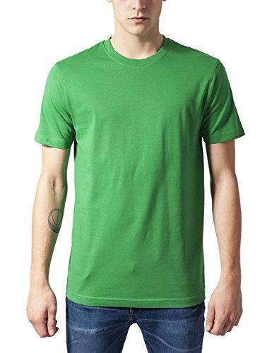 Urban Classics Herren T-Shirt Basic Tee Grün (c.green 76)