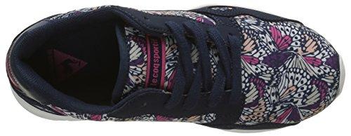 Le Coq Sportif Mädchen Lcs R900 Gs Butterfly Sneakers Blau (Dress BlueDress Blue)