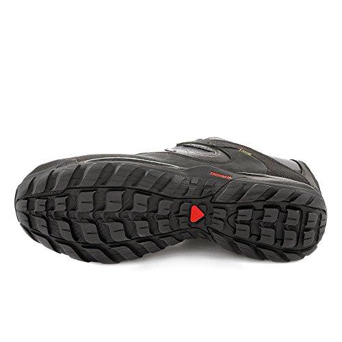 Salomon Elios 2 GTX - Chaussures - gris/noir 2016 Gris