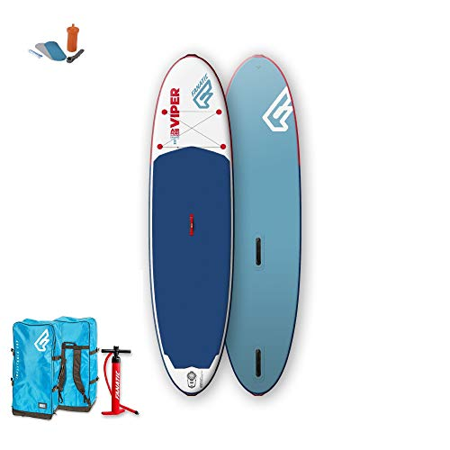 Fanatic Sup Board I Pure Air 10'4 I Stand Up Paddel I iSup I Board I aufblasbar -