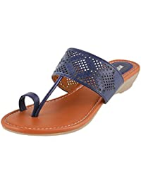 Walkway Women Synthetic Sandals (32-9804)