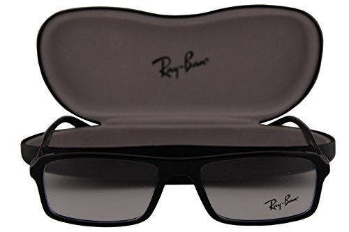 Ray-Ban RX8902 Eyeglasses 52-17-145 Shiny Black 2000 RB8902 RX 8902 RB 8902 image