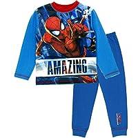 Marvel Boys Spiderman Long Pyjamas - Amazing