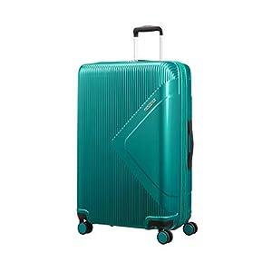 American Tourister Modern Dream – Spinner S Equipaje de mano, 55 cm, 35 L, Azul (Skydust)