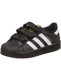 adidas Originals Unisex-Kinder Superstar Foundation CF C Sneakers