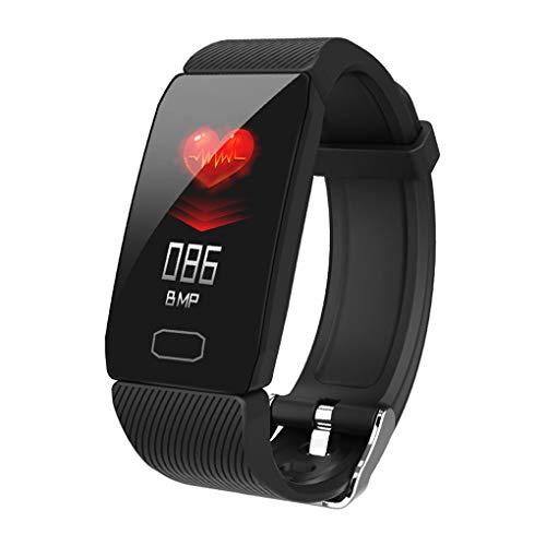 Windy5 Smart-Armband-Blutdruck-Puls Fitness Tracker wasserdichte 1.14inch Farben-Schirm Sport Armbänder