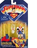 Superman The Animated series SUPERGIRL 13cm Action Figure (1998 Kenner)