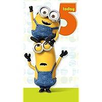 Minions Movie MM015 Greeting Card