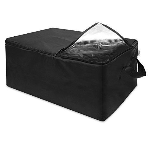 Achilles, borsa termica, borsa grande termica, inserto di raffreddamento 57 cm x 39 cm x 25 cm