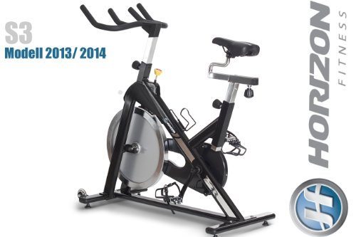 S3 Indoor Cycle Horizon Fitness inkl. Gratis Polar Brustgurt