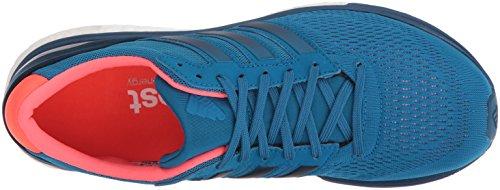 Adidas Adizero Boston 6m scarpe da corsa da uomo Unity Blue/Unity Blue/Tech Steel