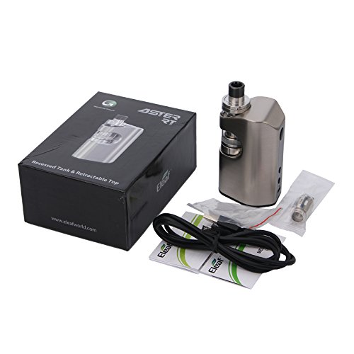 Eleaf Aster RT Full Kit Black