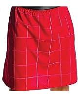 Red Wrestling Kilt Skirt [Apparel]
