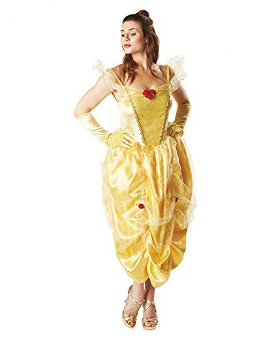 Disney Belle Fancy Dress Kostüm - Rubie 's Offizielles Damen Disney Belle