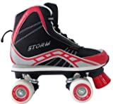 California Pro New Storm Unisex Quad Roller skates Size 7 UK