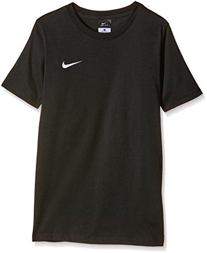 Nike Team Club Blend Tee-Maglietta uomo a maniche corte, Bambini, T-shirt Club Blend, nero