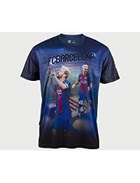 Camiseta FC BARCELONA PLAYER-17 MESSI TALLA 8