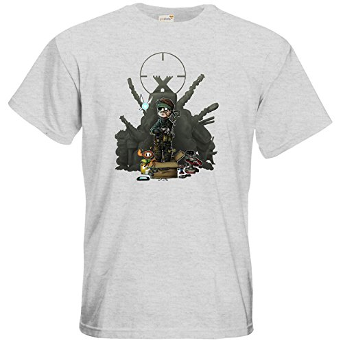 getshirts - Hooked-Store - T-Shirt - HookedMats Ash