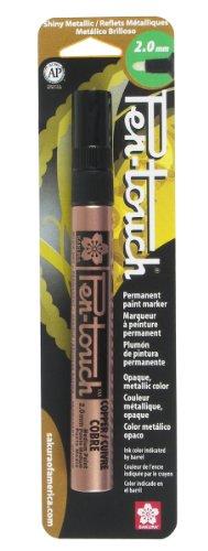 Sakura 42583 Pen-Touch Copper 2mm Medium Metallic Permanent Paint Marker